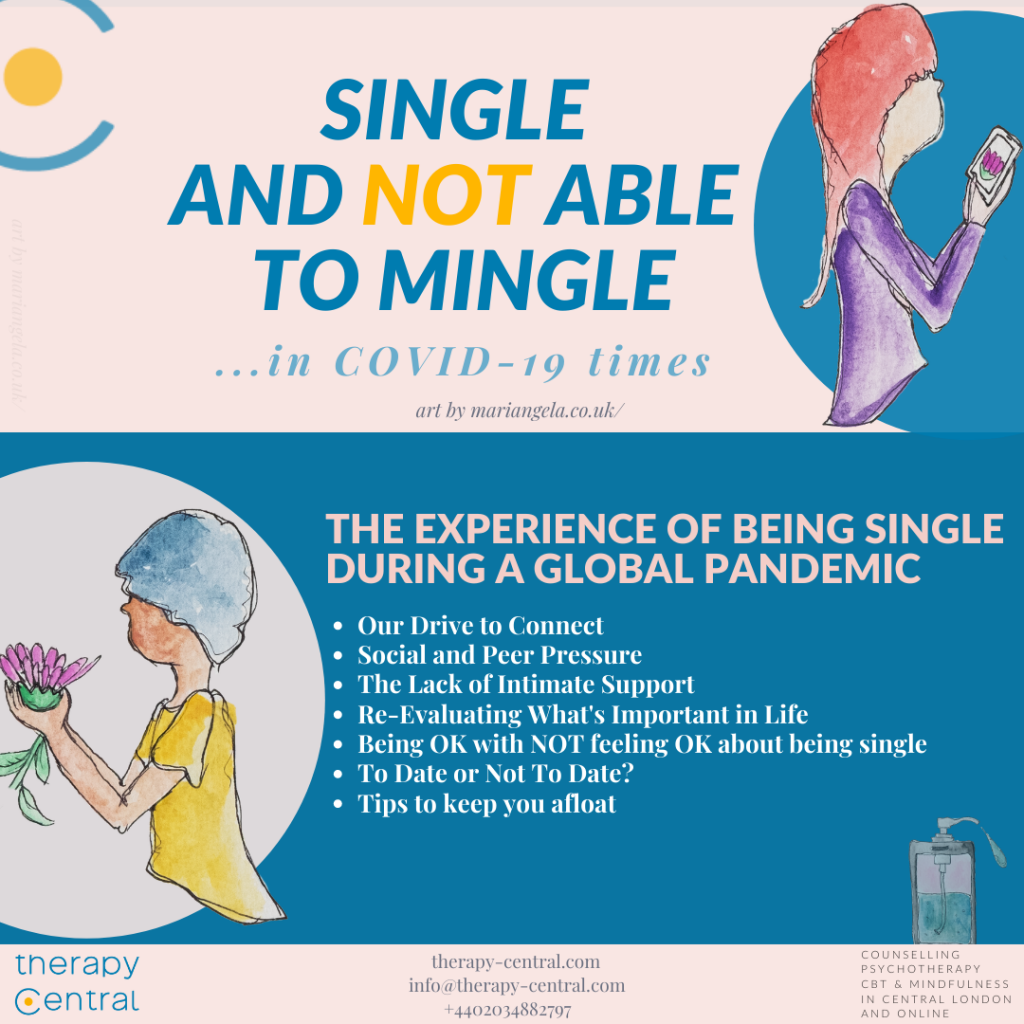 Being Single during a Pandemic