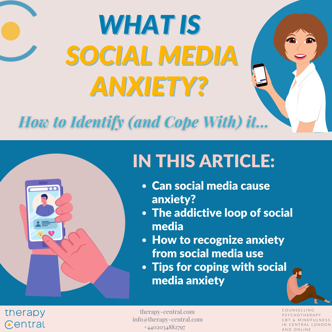 What is Social Media Anxiety? How to Identify and Cope With It